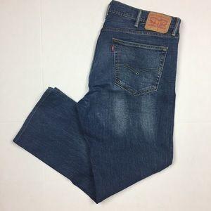 Levi's 527 straight men's jeans 40 waist